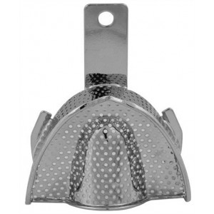 Impression Tray with Wing (Nickel) Partial P1
