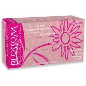 Blossom Chloroprene Pink Gloves
