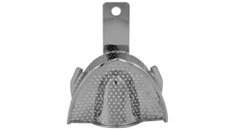 Impression Tray with Wing (Nickel Plated) S-U