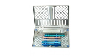 Dental Instrument Cassette, EFECAN-05