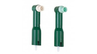 Denticator Prophy Angles Original Green w/ Regular White Cup