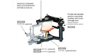 Versatile Dental Articulator (articulator only), D-AAA-01