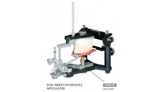 Dual Index for Versatile Dental Articulator
