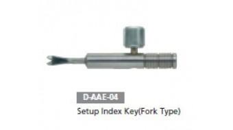 Setup Index Key for Versatile Dental Articulator