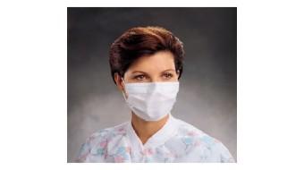 Kimberly Clark SO-SOFT Procedure Mask