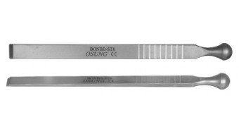 Block Dental Bone Chisel, Straight