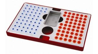 Dental Scaler Tip Sterilization Container