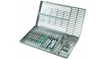 Dental Instrument Cassette 20 capacity