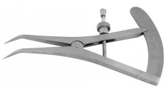 Castroviejo Caliper 30 Angle 90mm Long