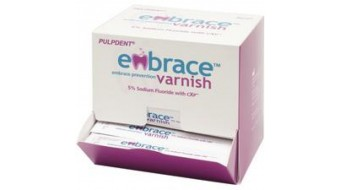 5% Sodium Fluoride by Embrace with CXP 50/pk