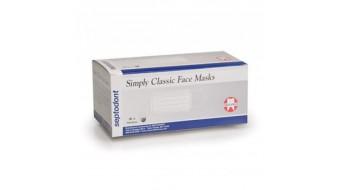 Septodont SImply Classic Earloop Mask (50/Box)