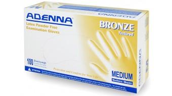 Adenna bronze Latex Powder-Free Gloves