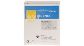 Alpha-Dent Glass Ionomer Cement