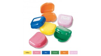 Retainer Cases by Plasdent 12/PACK
