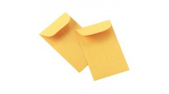 "X-Ray Coin Envelopes - X-Ray Coin Envelopes 3-1/4"" x 2-1/4"" 500/Pkg"