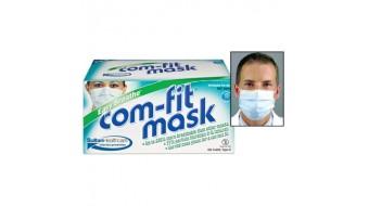 Sultan Com-Fit Easy Breathe Earloop Mask