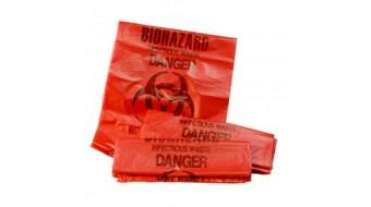 Waste Bag Hazard 100/Box