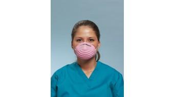 Defend Econo Molded Cone Mask - Blue