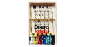 Dentsply-Maillefer K-Files