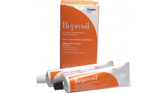 Reprosil Light Body Orange by Denstply