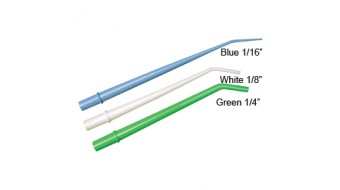 Surgical Aspirator Tips by Safe-Dent 25/Pack