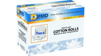 Cotton Rollls by Defend 2000/Box