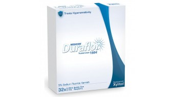 Fluoride Varnish 5% Sodium by Duraflor