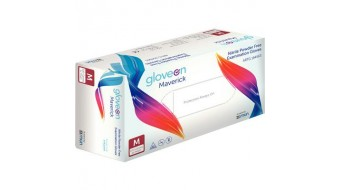 Nitrile Powder Free Maverick Gloves by Gloveon