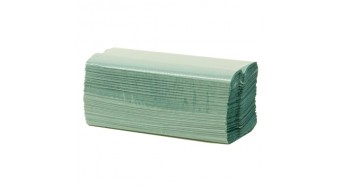 Green Soft C-Fold