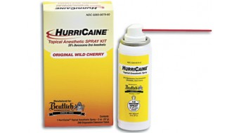 Hurricaine Topical Anesthetic