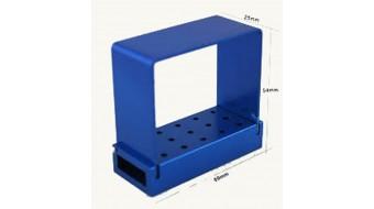 HP BUR BLOCK, BLUE