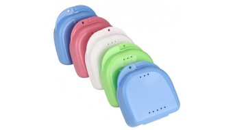 RETAINER BOXES assorted colors 12/Box