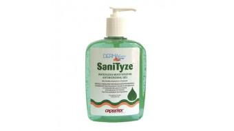 SaniTyze™ Waterless Moisturizing Antimicrobial Gel
