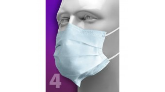 Crosstex Secure Fit Procedure Masks