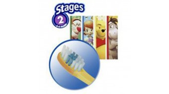 Oral B Stages 2 Toothbrush - Tigger & Pooh