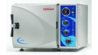 Tuttnauer 2540 Manual Auctoclave