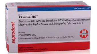 Vivacaine Bupivicaine